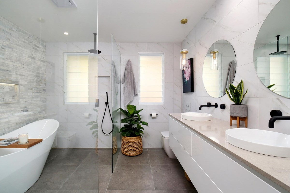 Bathroom Ideas With Tile