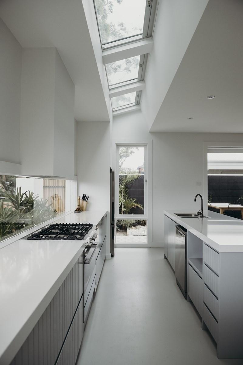Natural Grey Stone Bathroom Ideas