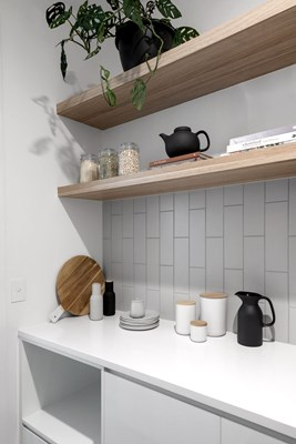 Alpine-White-Wooloowin-display-Kalka-Homes-2-JFAC8 Pantry Shelving Ideas For Kitchen on storage ideas for kitchen, pantry storage for kitchen, cabinets ideas for kitchen, pantry cabinets for kitchen,