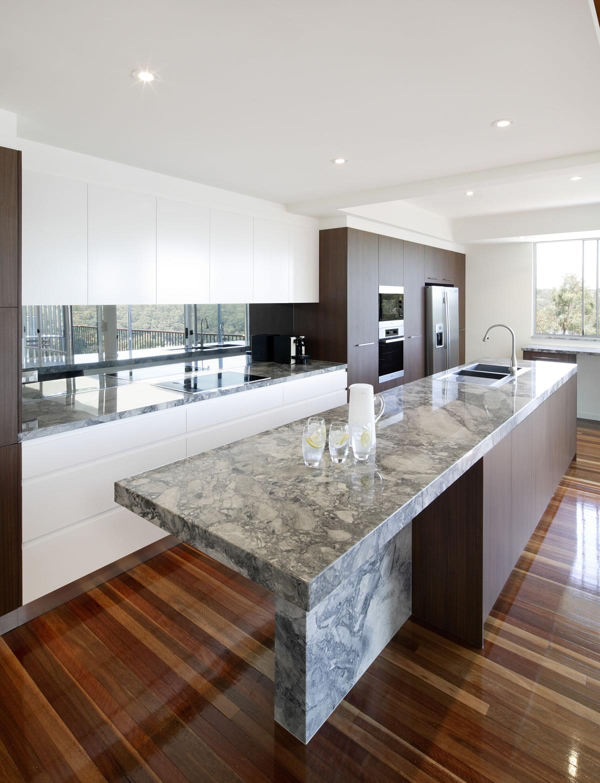 Super White Premium Gt Natural Stone Gt Quantum Quartz Natural Stone Australia Kitchen Benchtops
