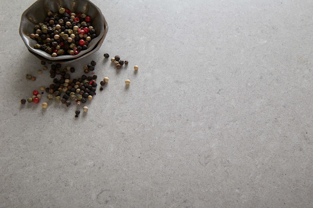 Is quartz considered a natural stone - Ash Grey Quantum Quartz