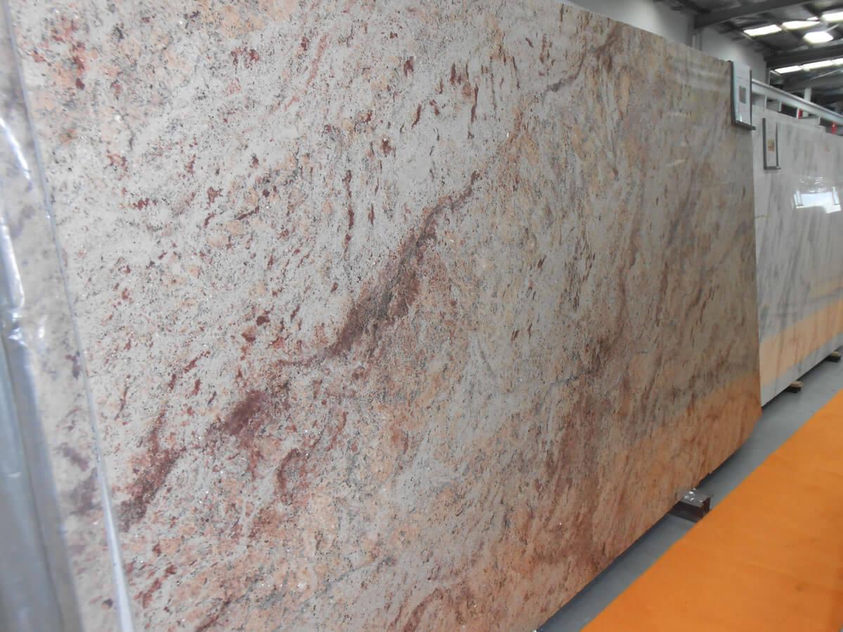 Granite Colours For Kitchen Benchtops Ivory Brown Granite Natural Stone Quantum Quartz Natural