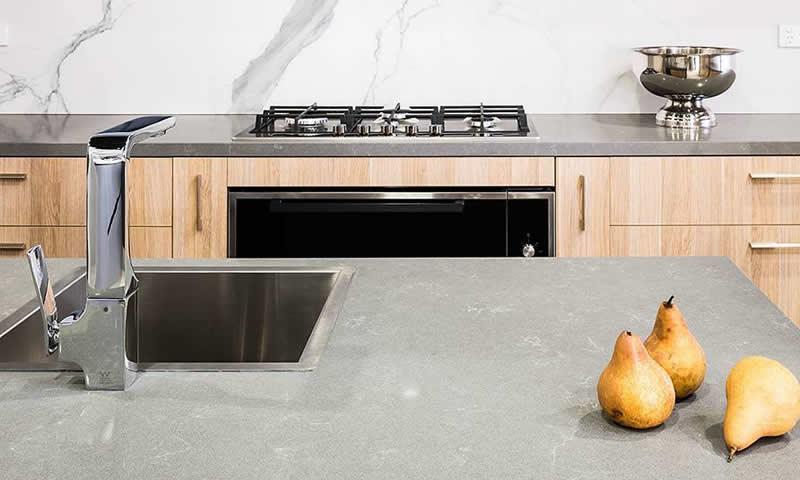 Kitchen Ideas Australia.Quantum Quartz Natural Stone Australia Kitchen Benchtops Quartz