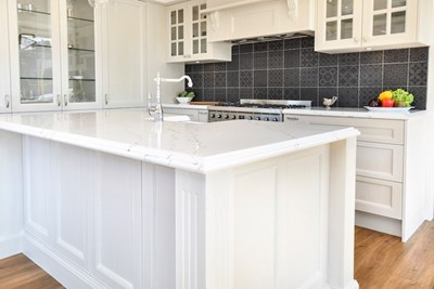 VENATINO STATUARIO QUARTZ - Kenwood Kitchens