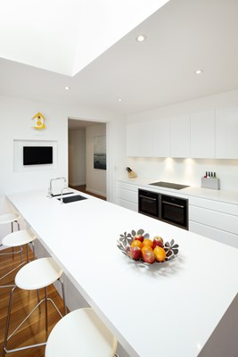 ALPINE WHITE - Wonderful Kitchens