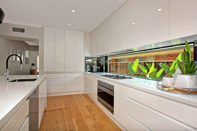 ULTRA WHITE - Artistic Kitchens & Bathrooms