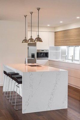 STATUARIO QUARTZ - GJ Morgan Homes