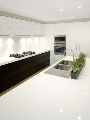 LUNA WHITE - Wonderful Kitchens