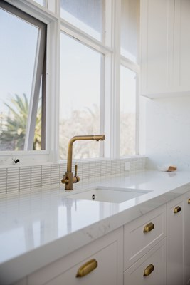 MICHELANGELO QUARTZ - Empire Interiors VIC