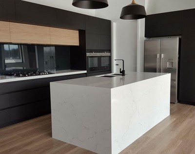 MICHELANGELO QUARTZ - Calabro Joinery