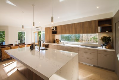 STATUARIO QUARTZ - The Kitchen Design Centre