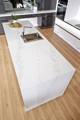STATUARIO QUARTZ - Wonderful Kitchens