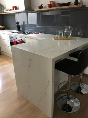 STATUARIO QUARTZ - Everlong Joinery, Affordable Granite