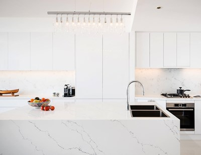 VENATINO STATUARIO QUARTZ - Rosemount Kitchens