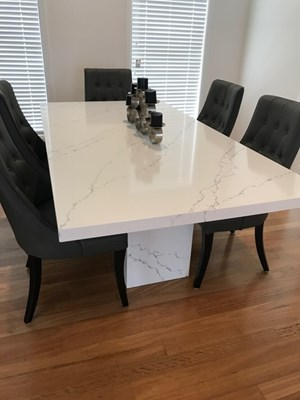 VENATINO STATUARIO QUARTZ - Nathan Love Homes