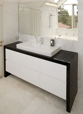GALAXY BLACK - Wonderful Designer Bathrooms