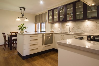 ASH GREY - The Kitchen Design Centre