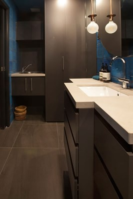 ASH GREY - Perini Kitchens & Bathrooms