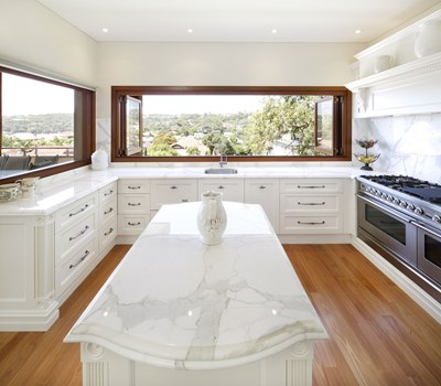 CALACUTTA ORO PREMIUM (Marble) - Wonderful Kitchens