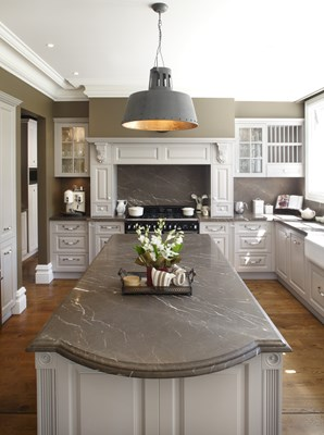 EMPIRE SATIN (Marble) - Wonderful Kitchens