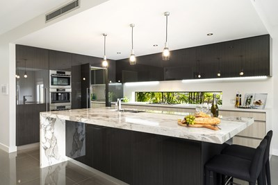 ARABESCATO (Marble) - Ferntree Homes