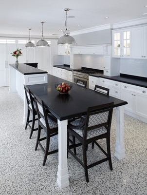 INDIAN JET BLACK (Granite)