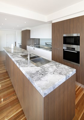 SUPER WHITE PREMIUM (Marble) - Wonderful Kitchens